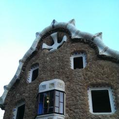 Maison du gardien Parc Güell