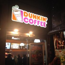 Dunkin Coffee, Barcelone