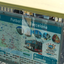 Arrêt Camp Nou