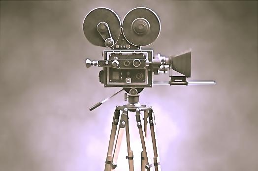 Caméra vidéo vintage