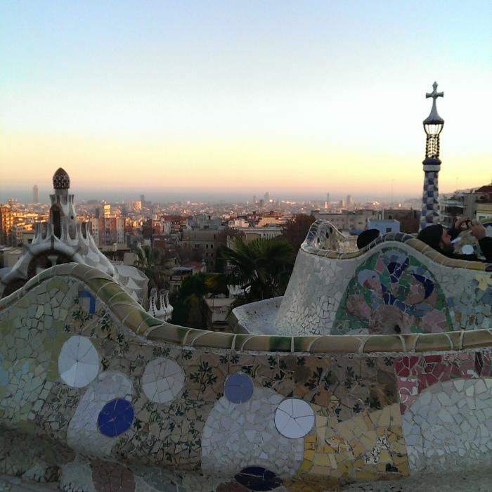 Barcelone phénomène de Maud