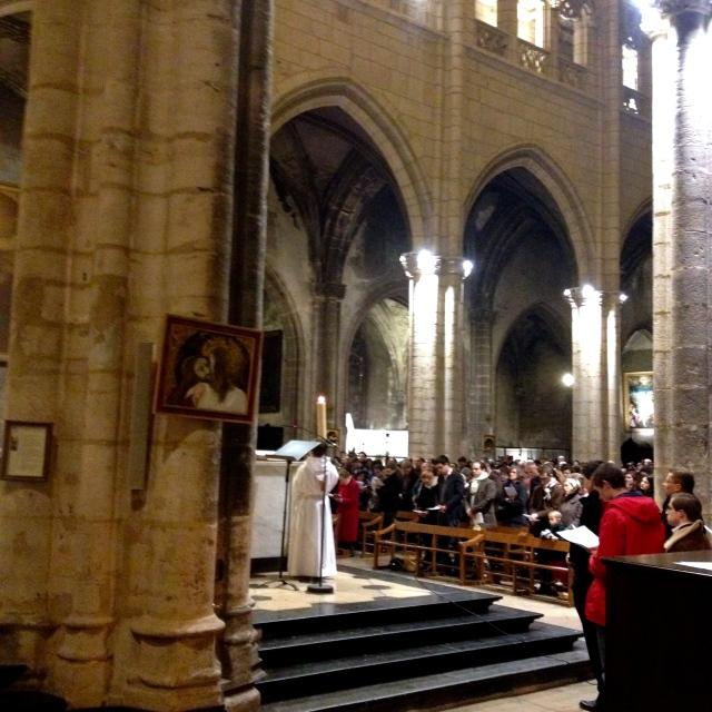 Eglise Saint Nizier Lyon