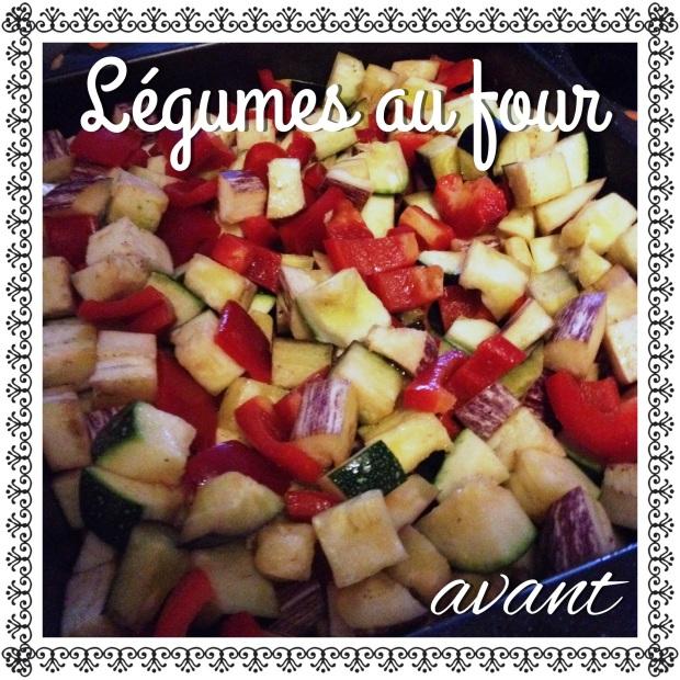 Légumes au four 2