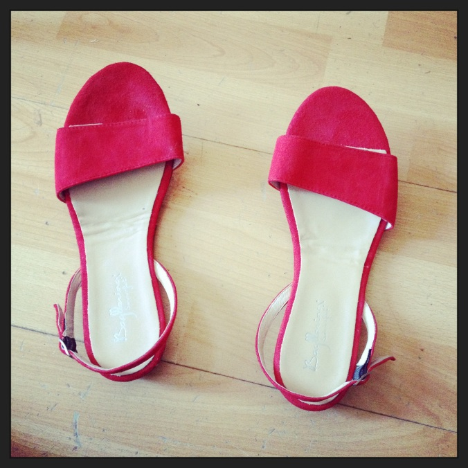 Nu-pieds Bagllerina