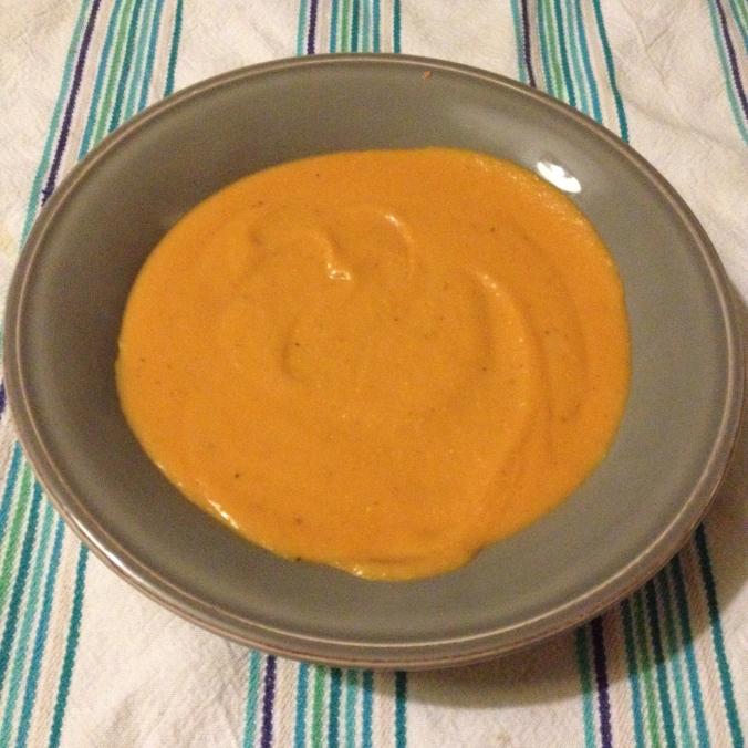 soupe de lentilles corail