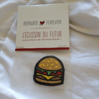 Écusson Bernard Forever