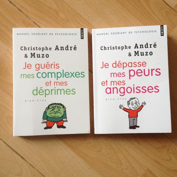 Livres de Christophe André