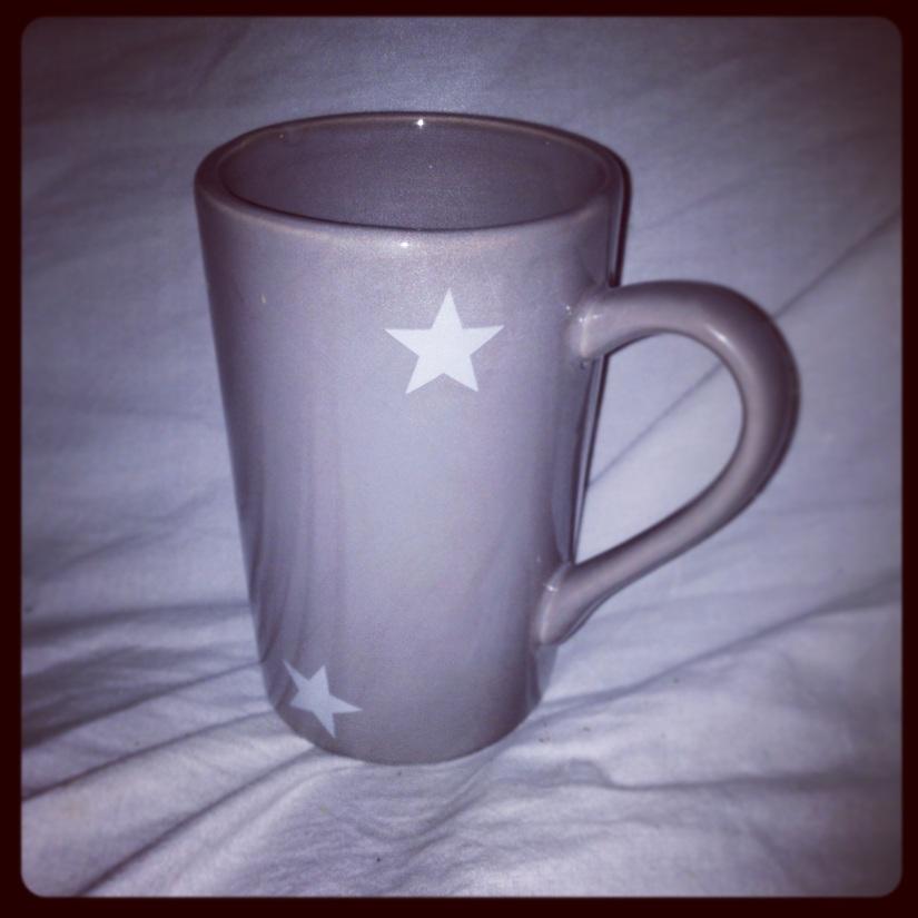 mug étoiles