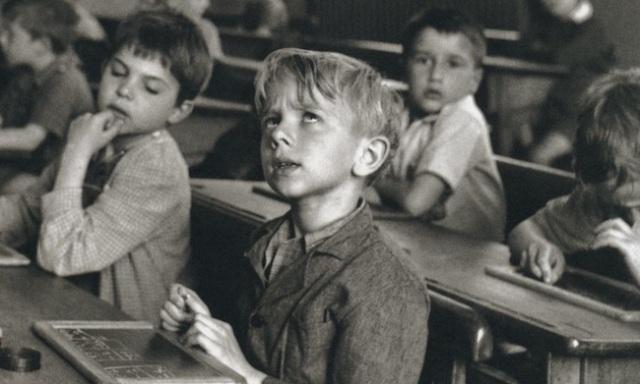 écoliers Doisneau