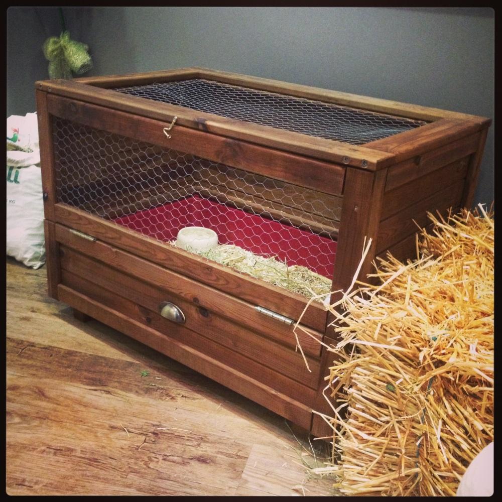 cage à lapin Farmili
