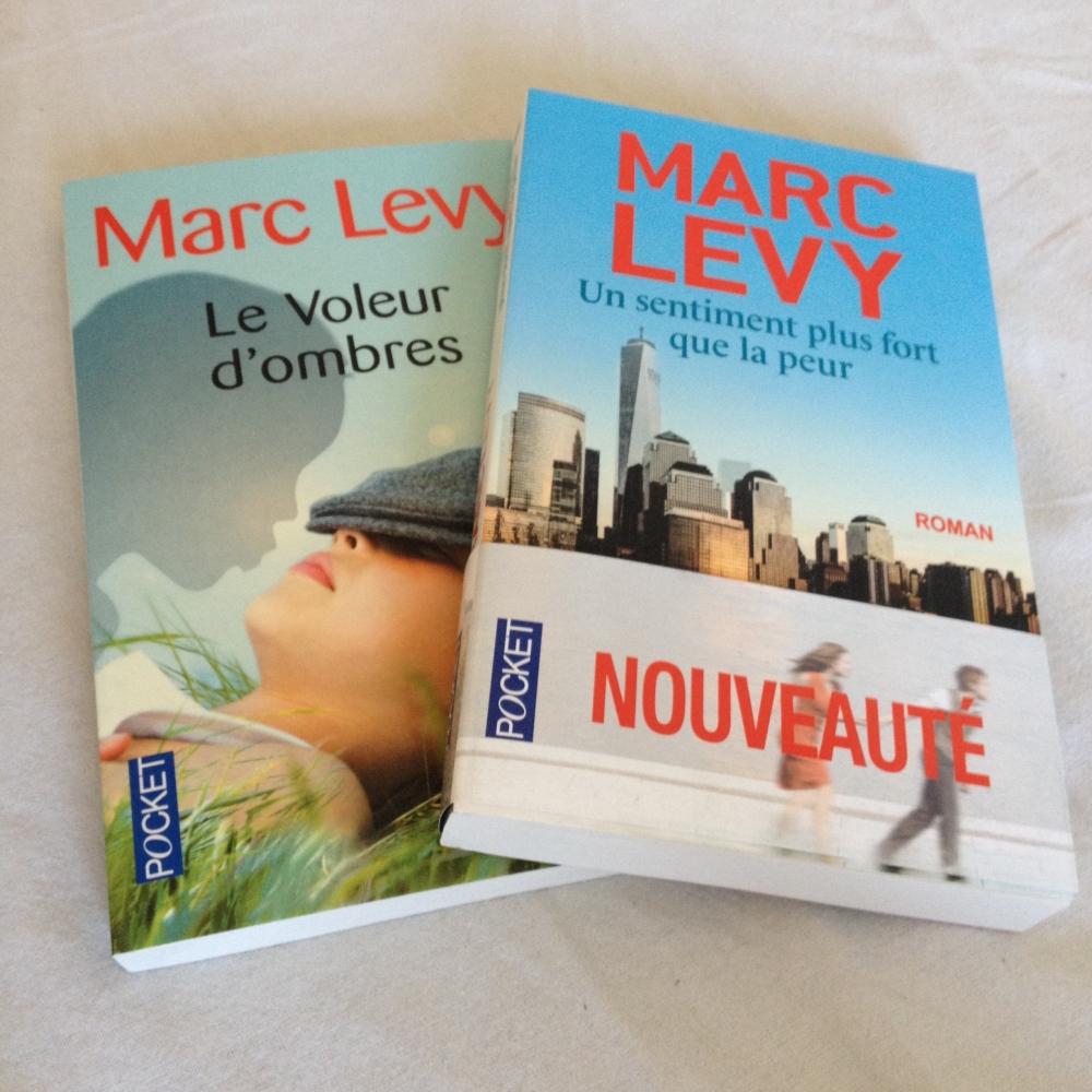 Livres de Marc Lévy