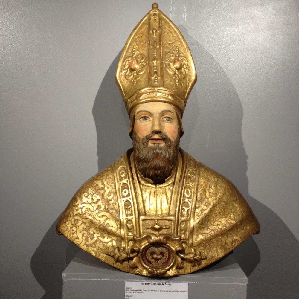 Relique de Saint François de Sales