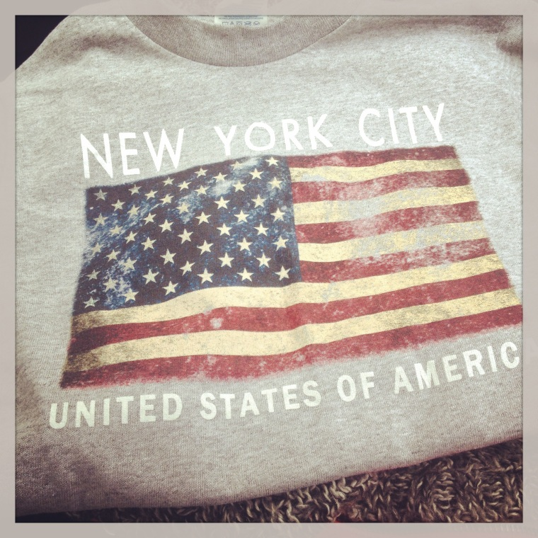 Tee-shirt New York