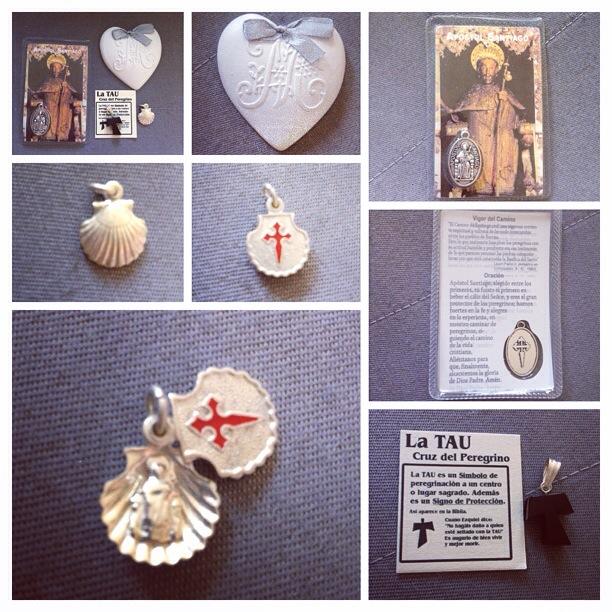 Cadeaux de Saint Jacques de Compostelle