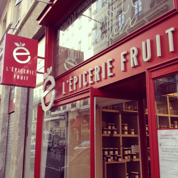Epicerie Fruit Lyon