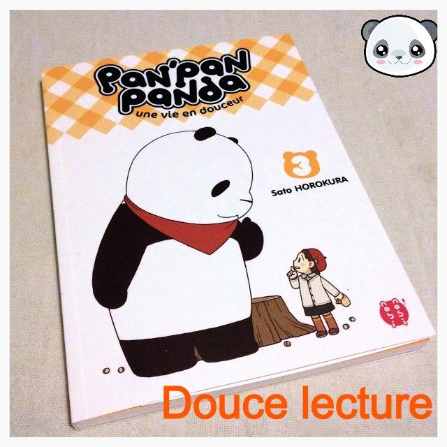 Livre Pan'Pan Panda