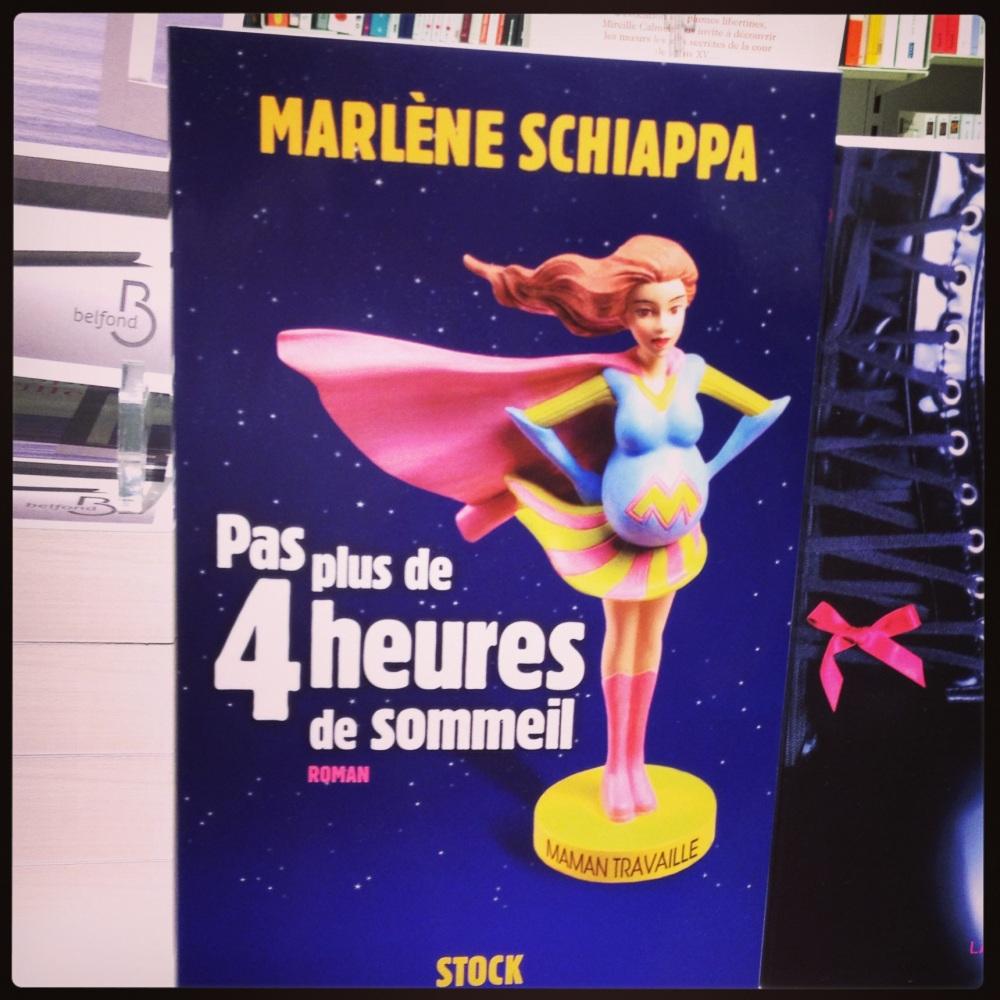 livre Marlène Schiappa