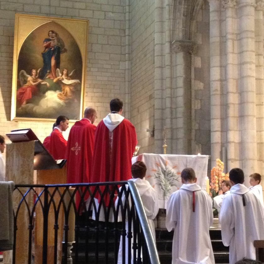 Messe de Pentecôte