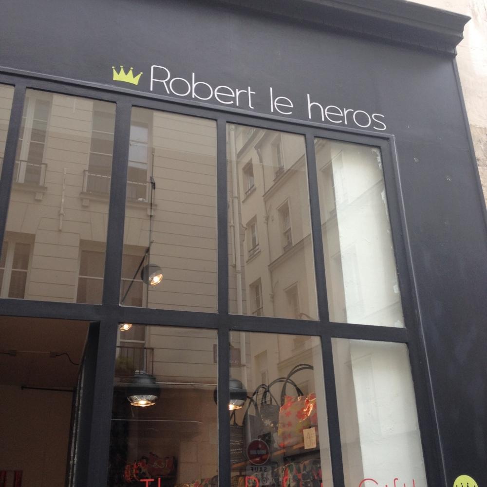 Robert le héros