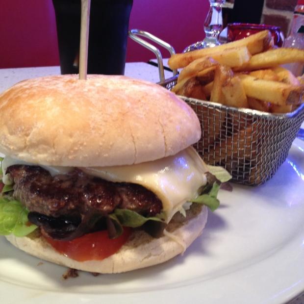 Ruby's burgers 1