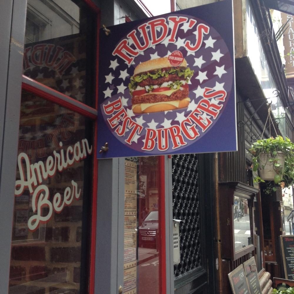 Ruby's burgers 3