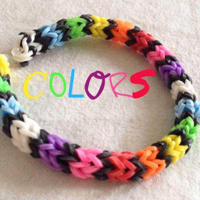 bracelet Rainbowloom
