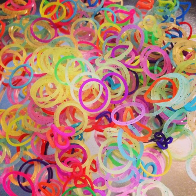 élastiques Rainbowloom