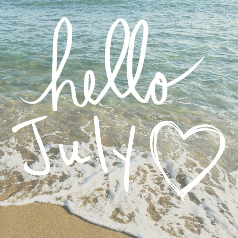 Hello July