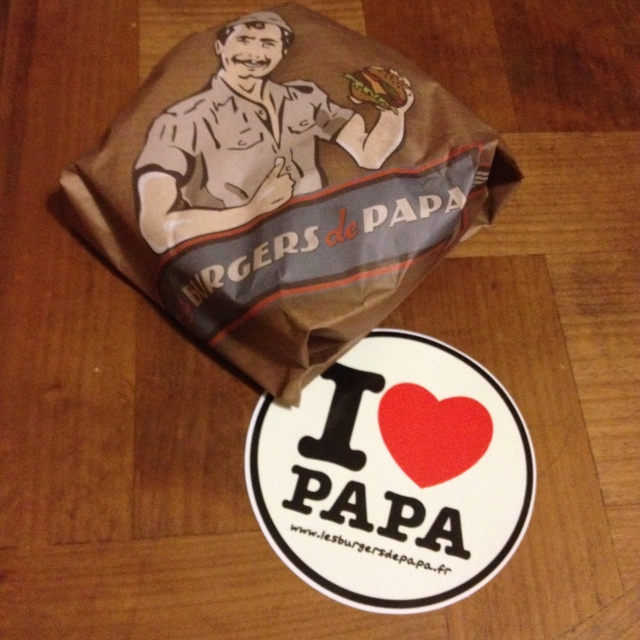 burger de papa lyon