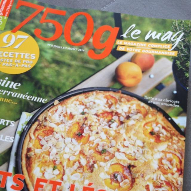 magazine 750g