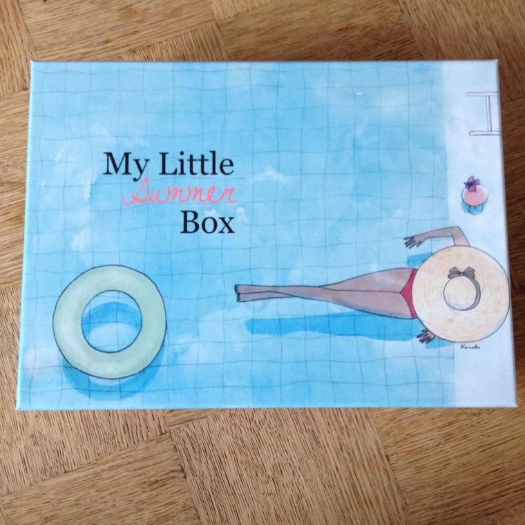 My little box juillet 2014