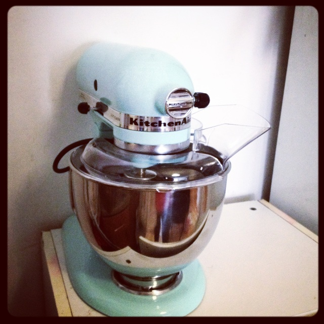 Robot kitchen Aid