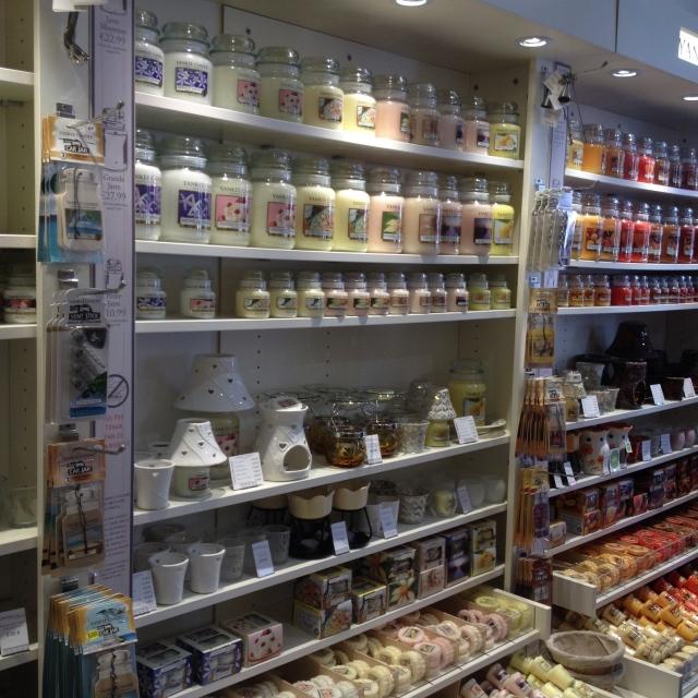 Boutique Candle Store Lyon