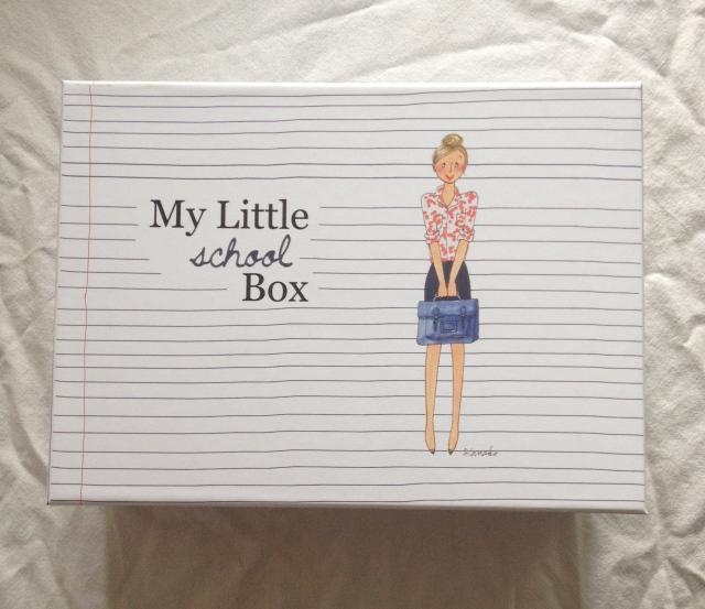My little school box