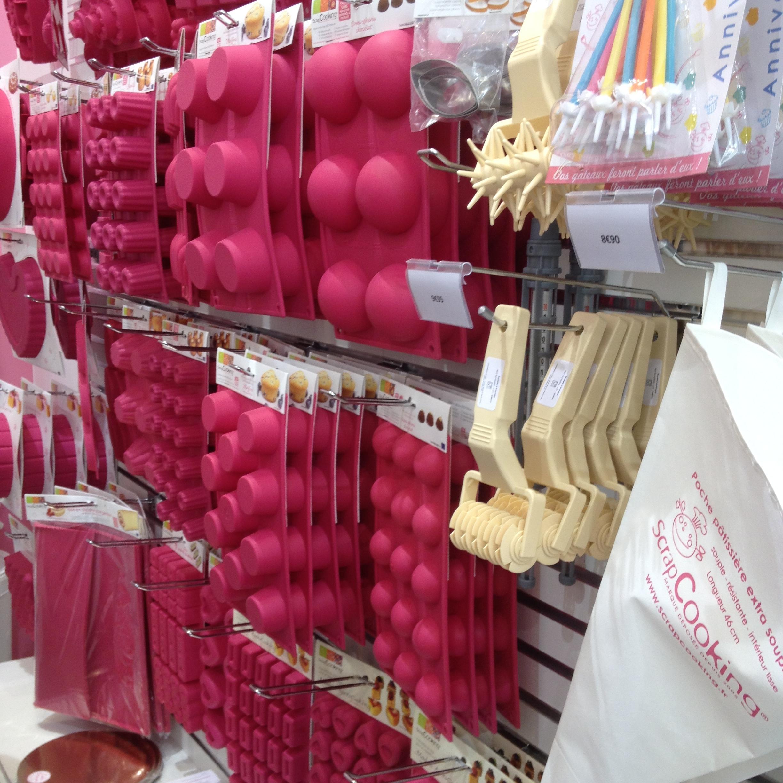 Boutique scrapcooking lyon ph nom ne de maud for Faire des decors en pate a sucre