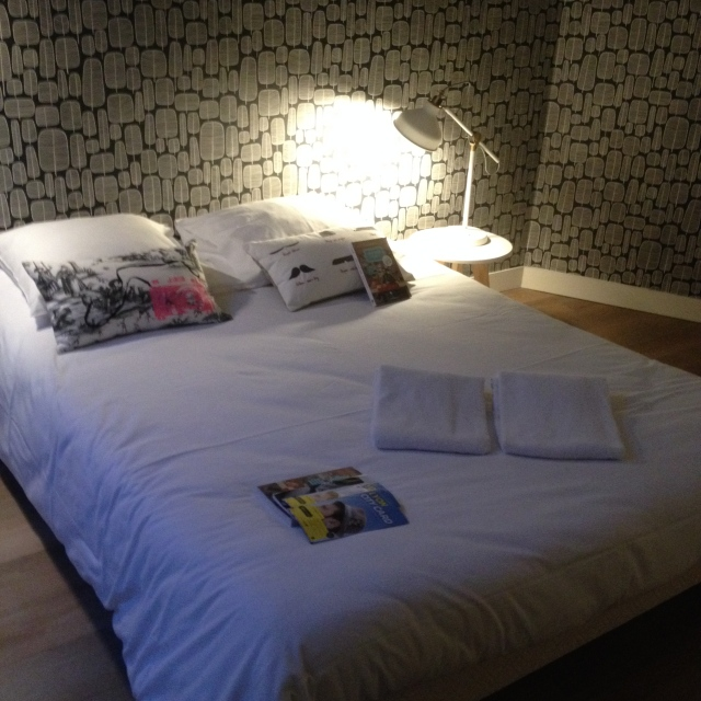 chambre simple ou duo slo living hostel