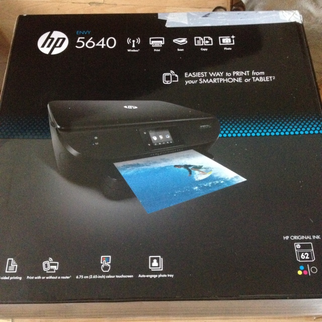 imprimante JP 5640