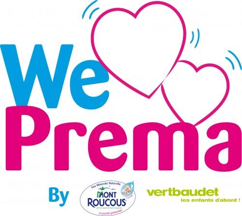 we love prema logo