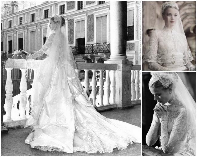 mariage de Grace Kelly