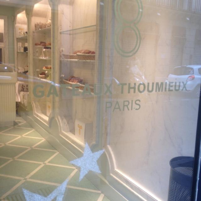 pâtisserie Thoumieux