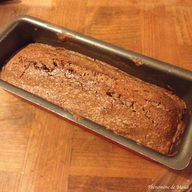 cake avec coeur en chocolat 1