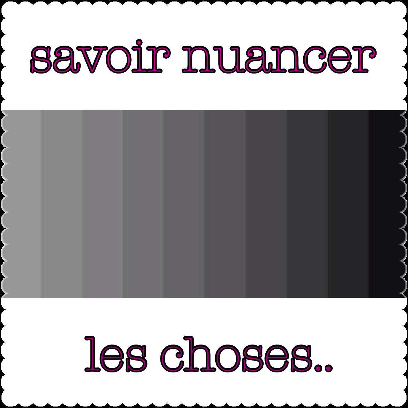 Teinte De Gris Clair entre gris clair et gris foncé (ou bien 50 nuances de grey