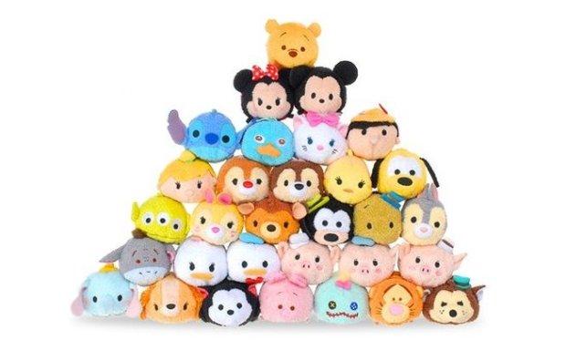 peluches Tsum Tsum Disney