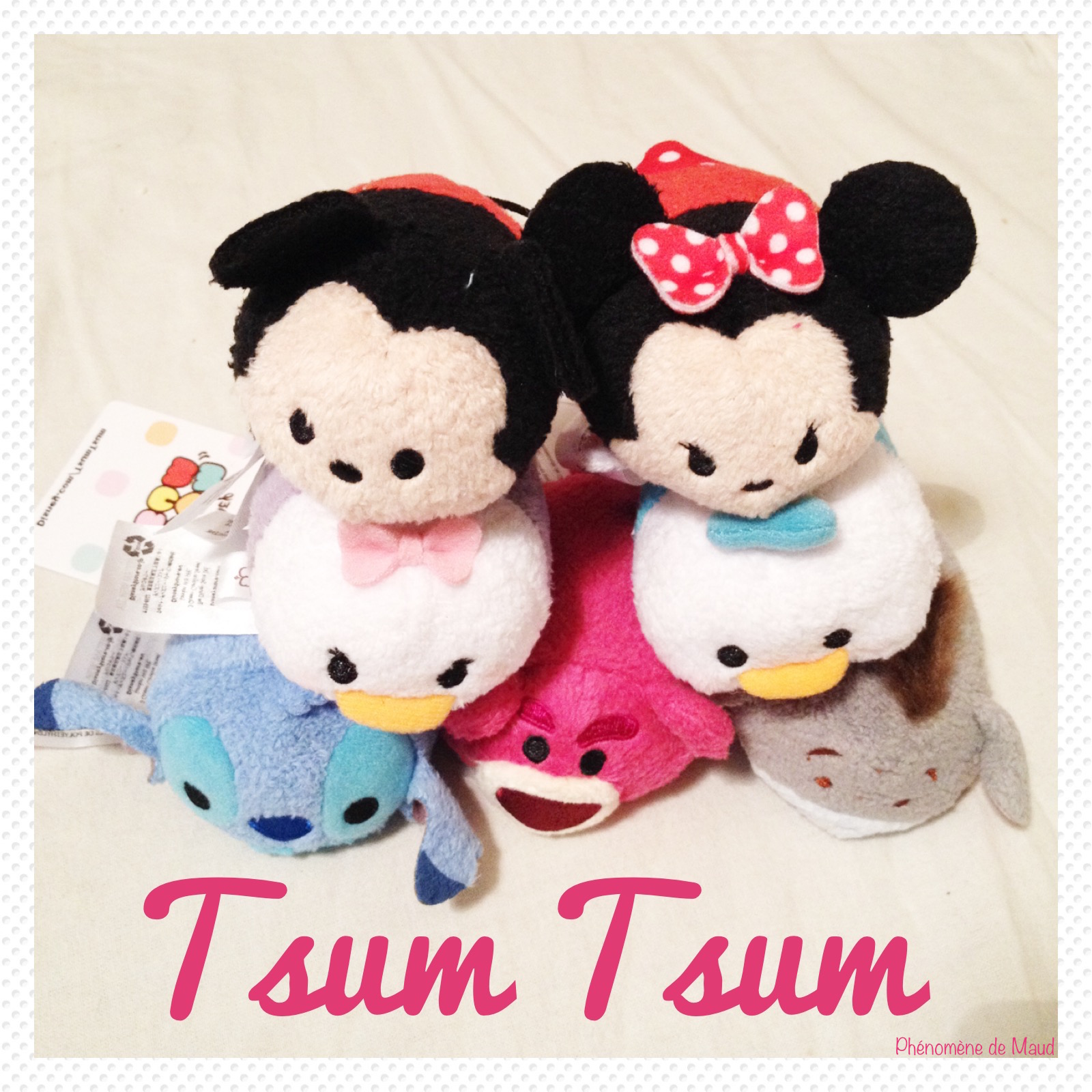 tsum tsum disney ph nom ne de maud. Black Bedroom Furniture Sets. Home Design Ideas