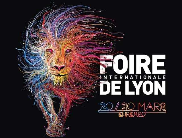 Visuel foire de Lyon 2015