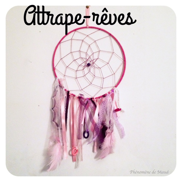 attrape-rêves dream catcher
