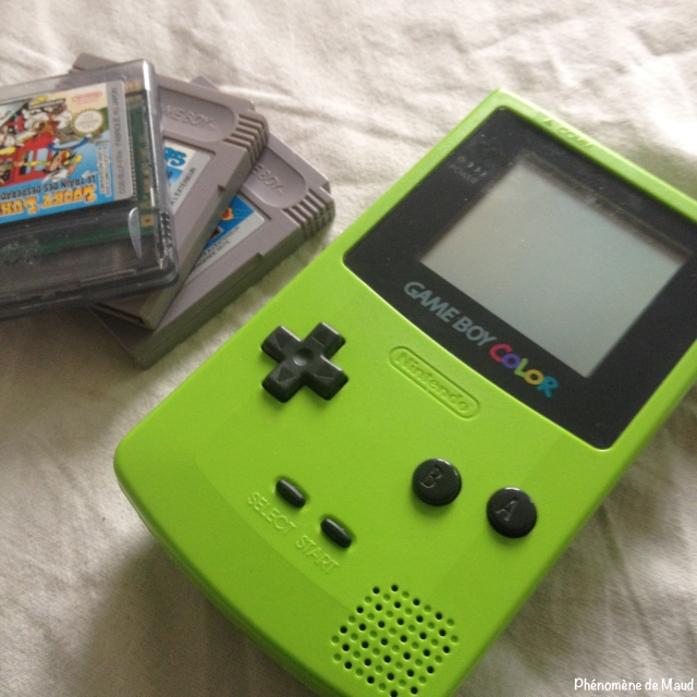 game boy colors