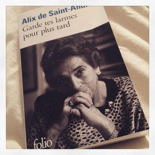 livre Alix Saint André