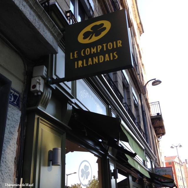comptoir irlandais lyon
