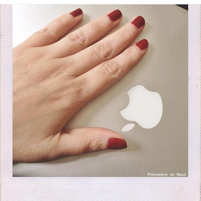 mains vernies